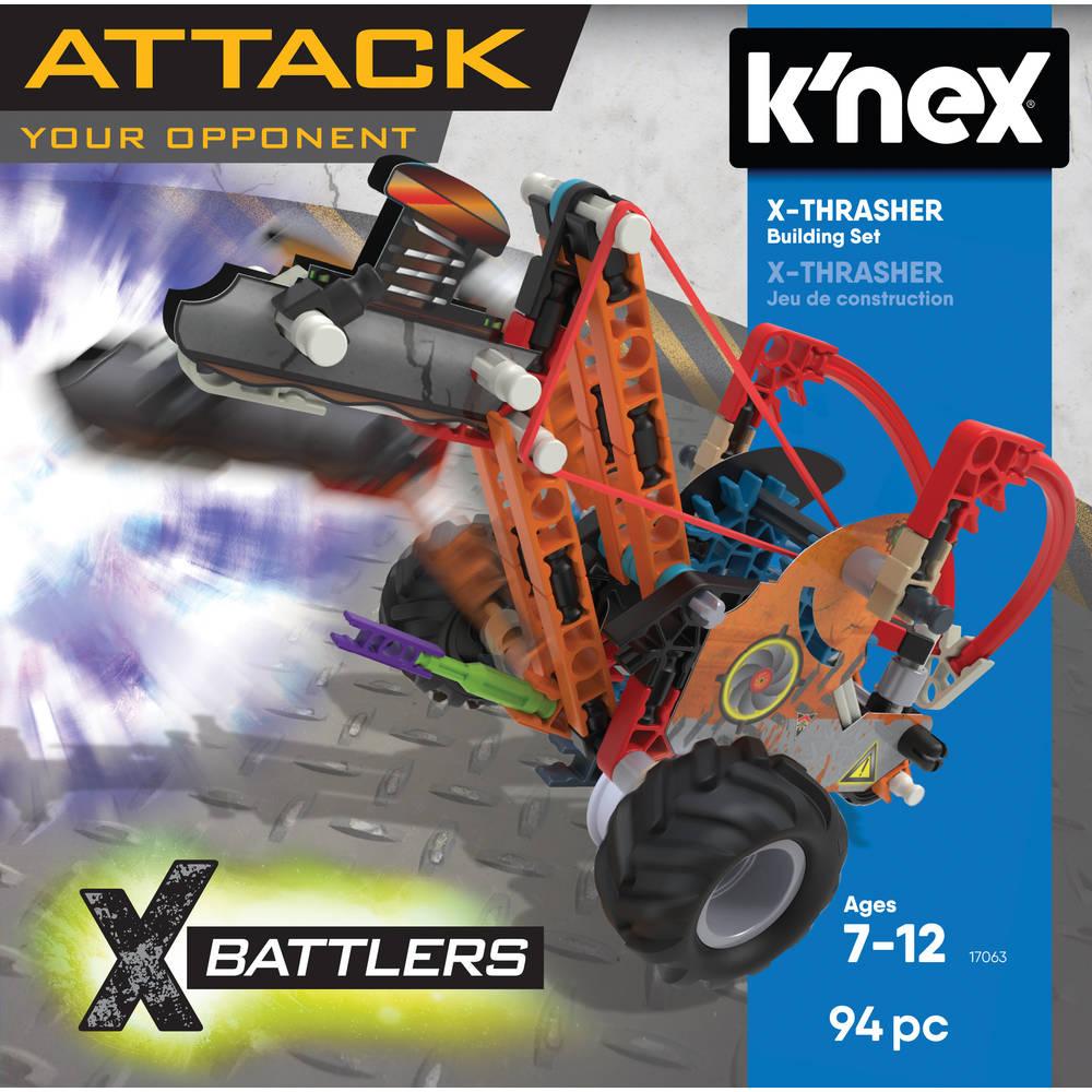 K'NEX Imagine X-Battlers X-Saw Attacker bouwset