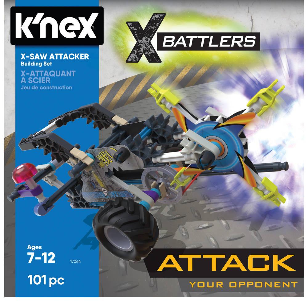 K'NEX ImagineX-Battlers Trasher bouwset