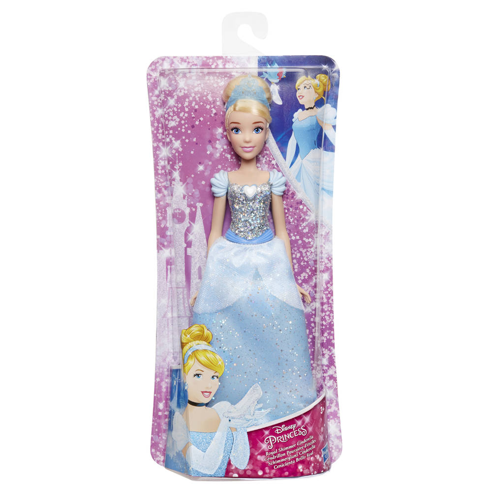 Disney Princess Royal Shimmer pop Assepoester