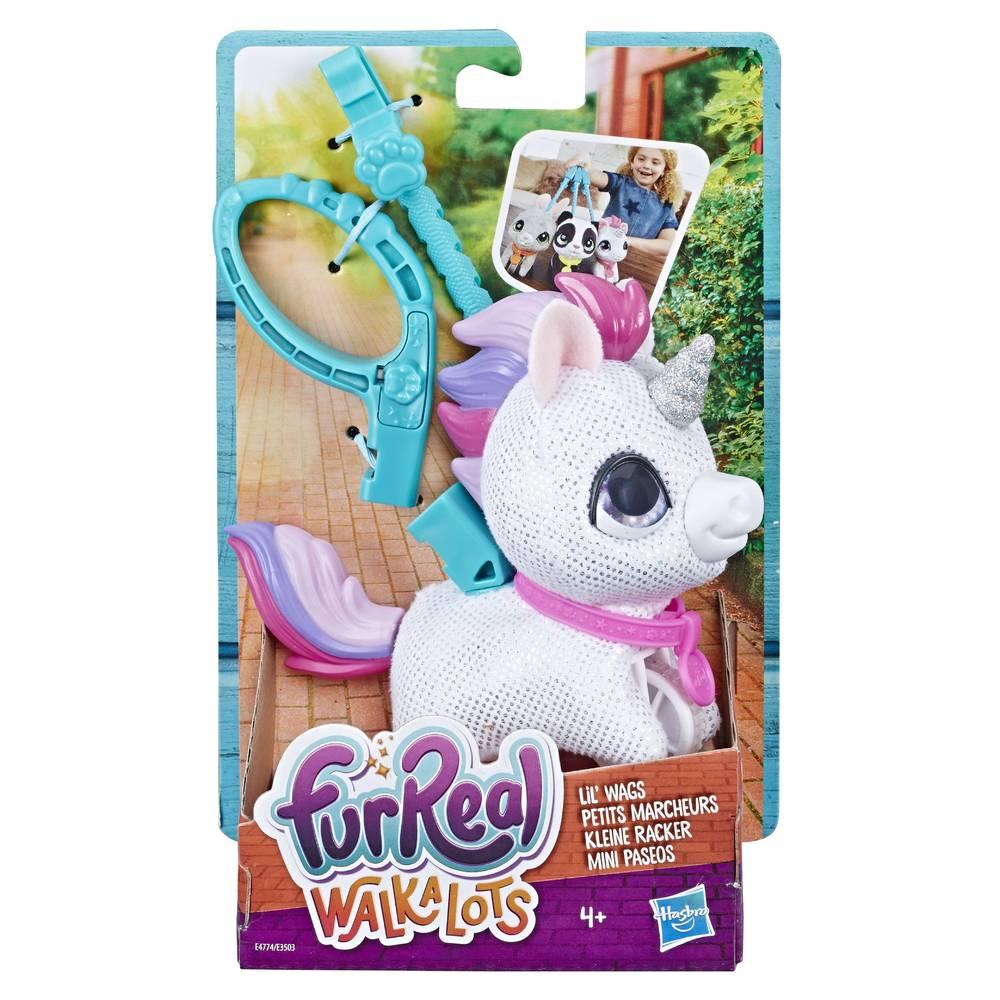 FurReal Walkalots kleine dieren