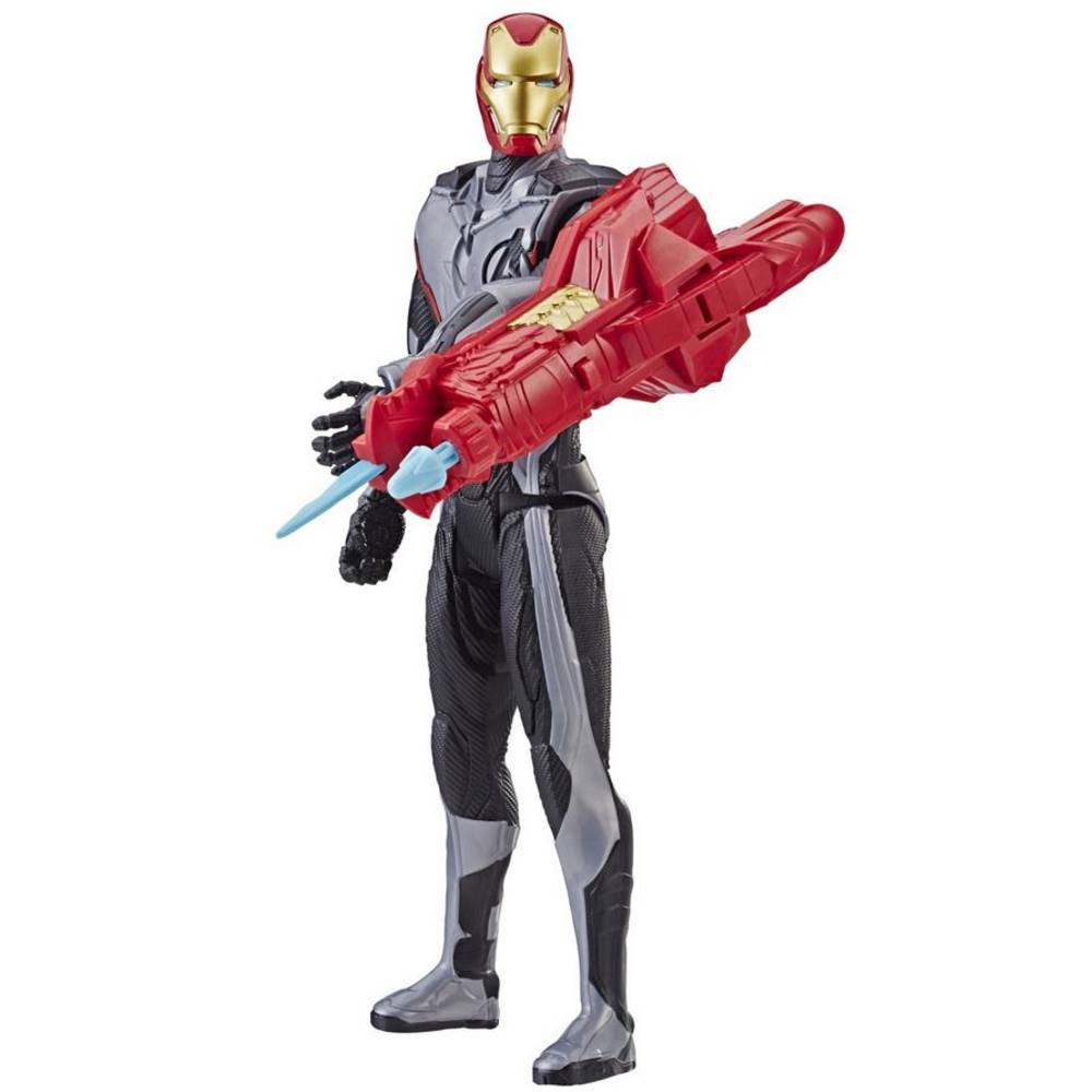 Avengers: Endgame Titan Hero Power FX figuur Iron Man