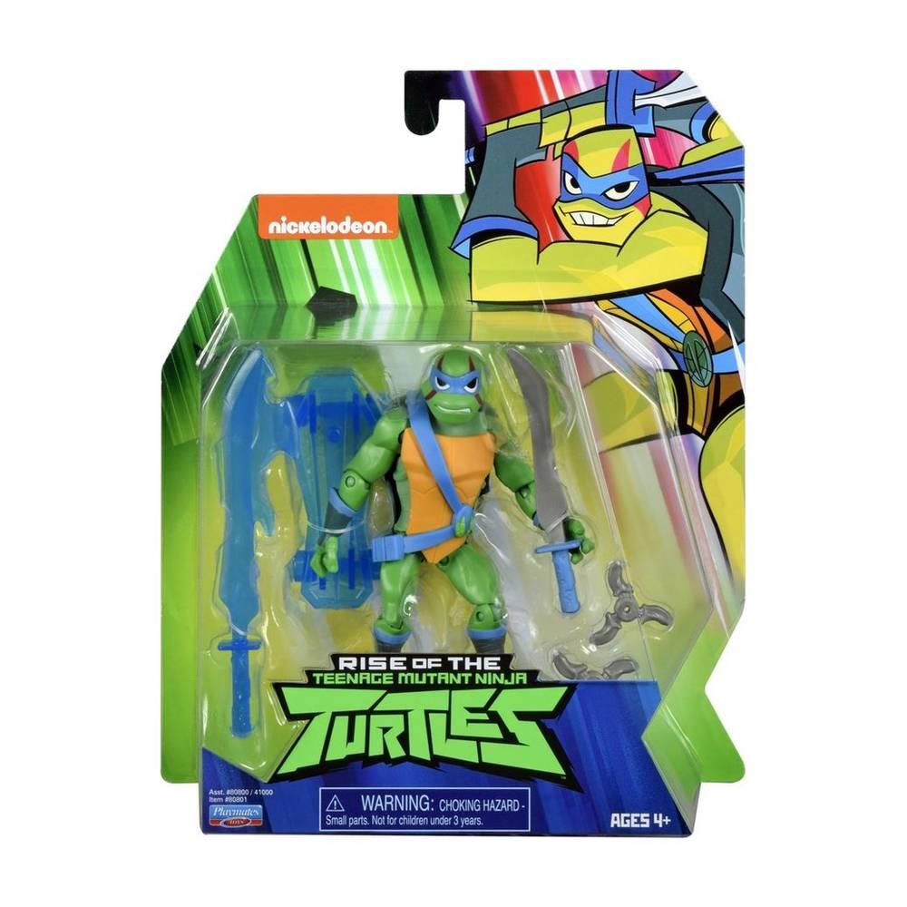 Rise of the Teenage Mutant Ninja Turtles beweegbaar figuur Leo