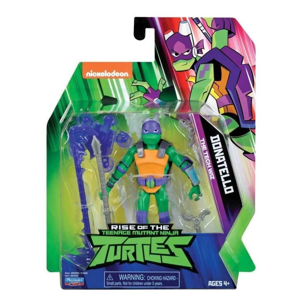 Rise of the Teenage Mutant Ninja Turtles beweegbaar figuur Donnie