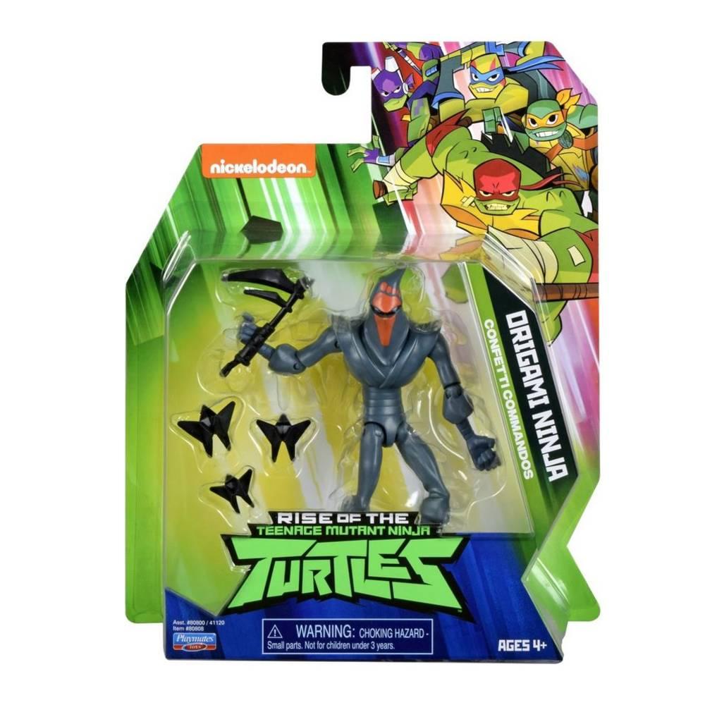 Rise of the Teenage Mutant Ninja Turtles beweegbaar figuur Origami