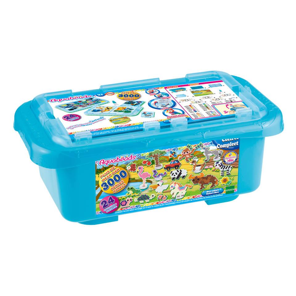 Aquabeads safari box