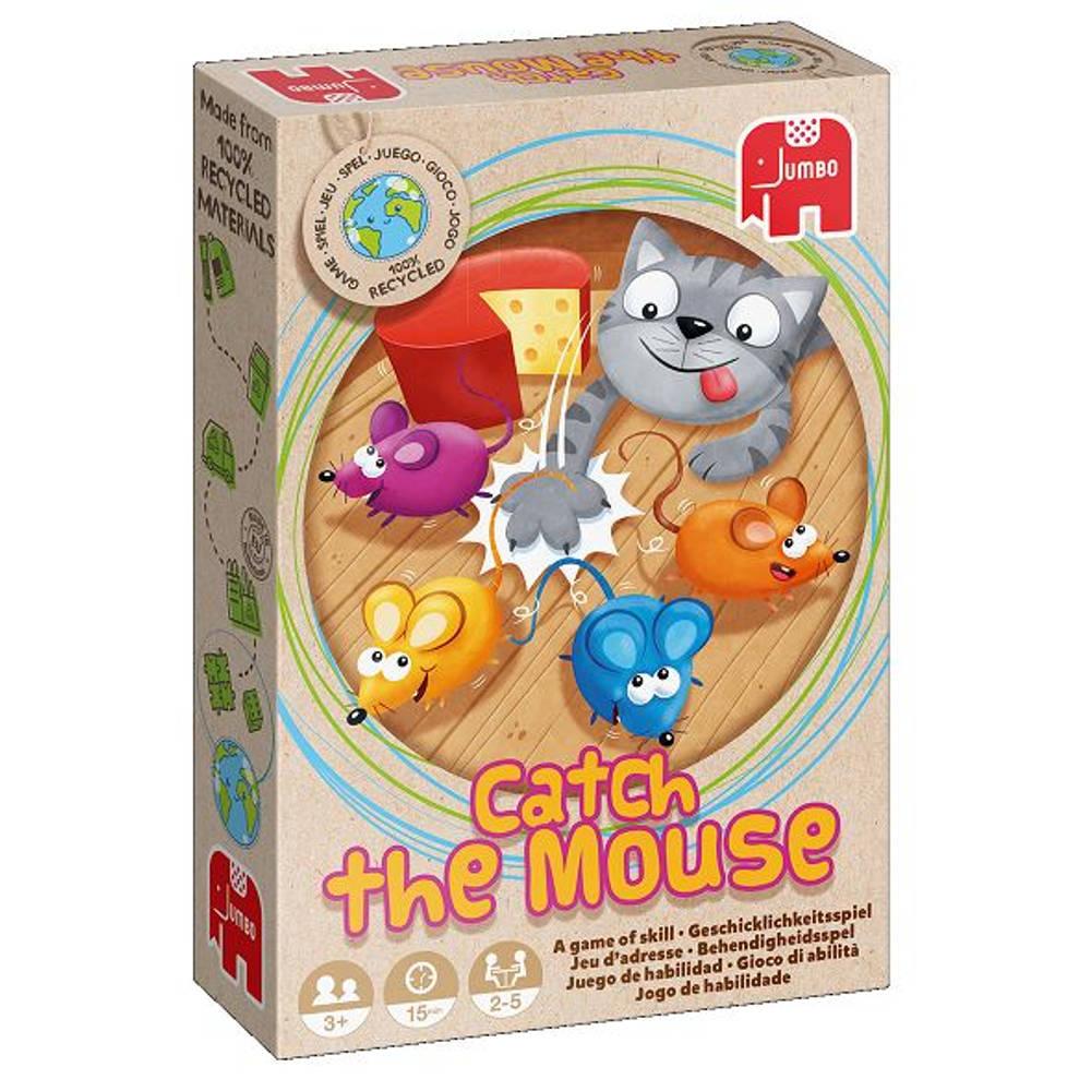 Jumbo Vang de muis gezelschapsspel