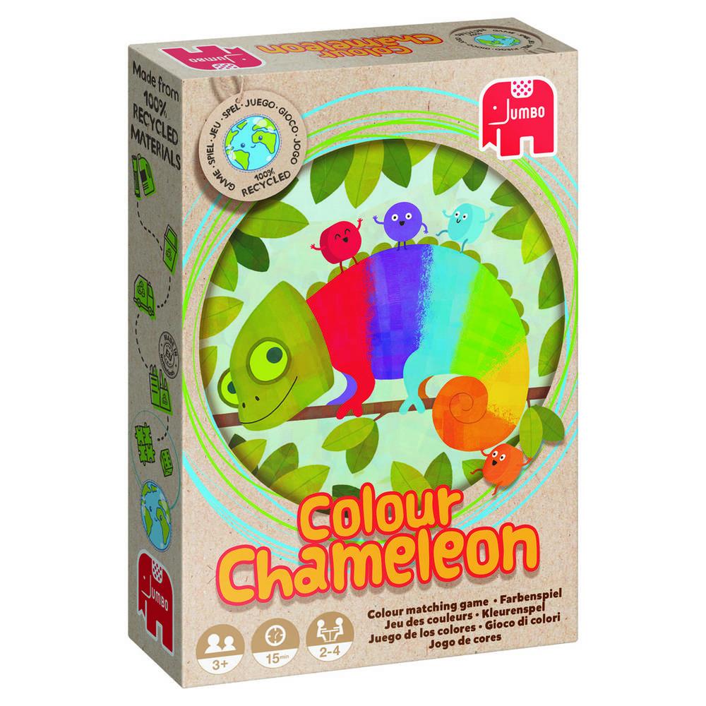 Jumbo Kleuren kameleon