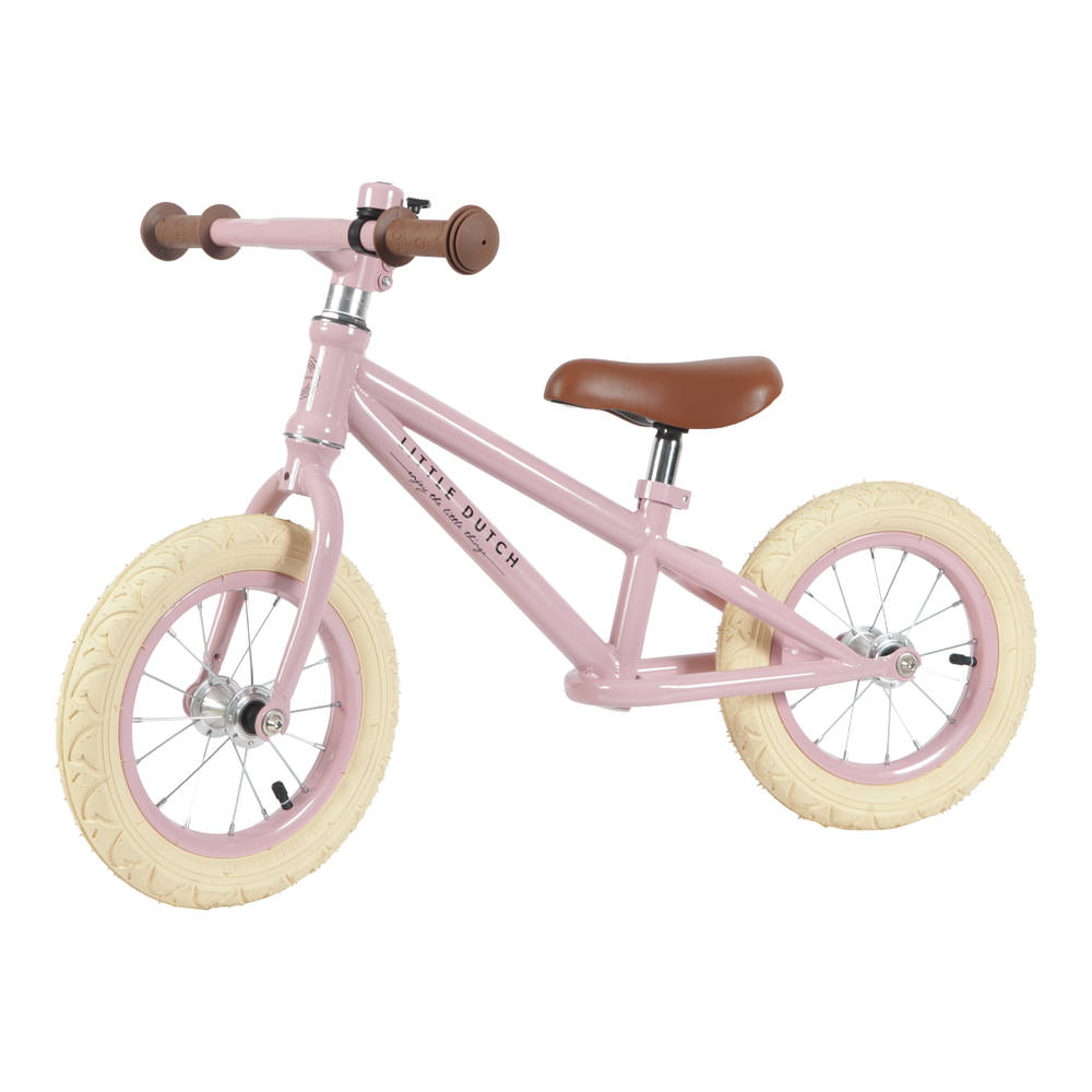 Little Dutch loopfiets - roze