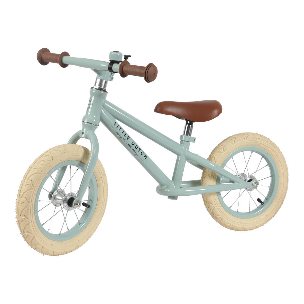Little Dutch loopfiets - mintgroen
