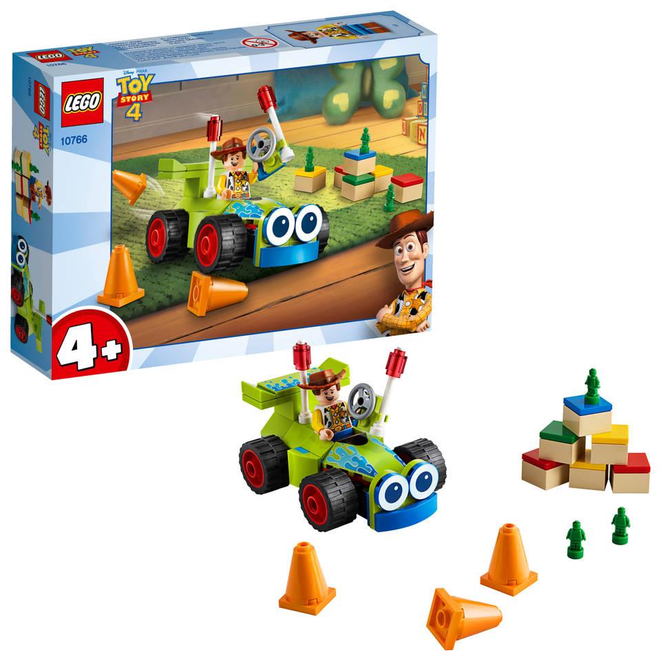 LEGO Toy Story 4 Woody en RC 10766