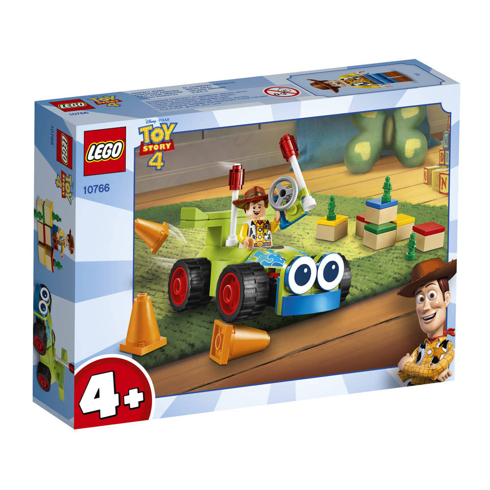 LEGO Toy Story 4 Woody en RC 10766