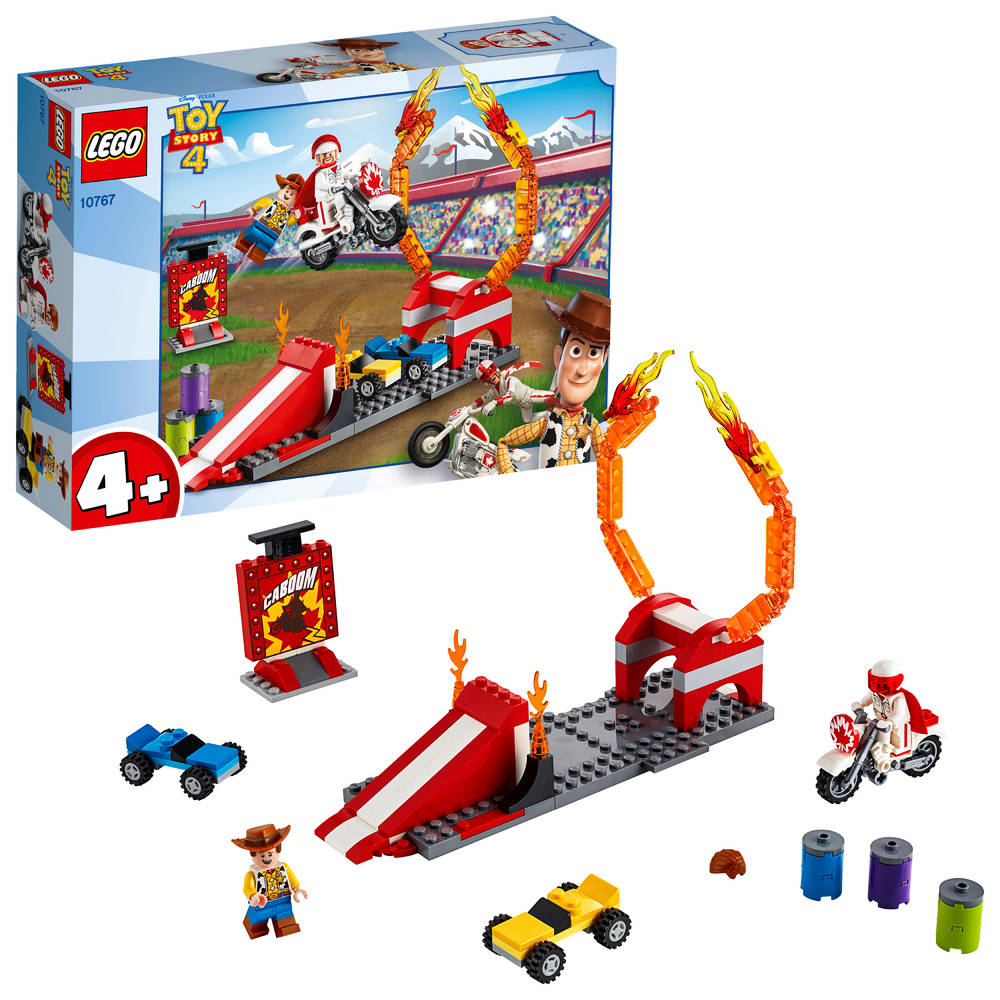 LEGO Toy Story 4 Graaf Kaboems stuntshow 10767