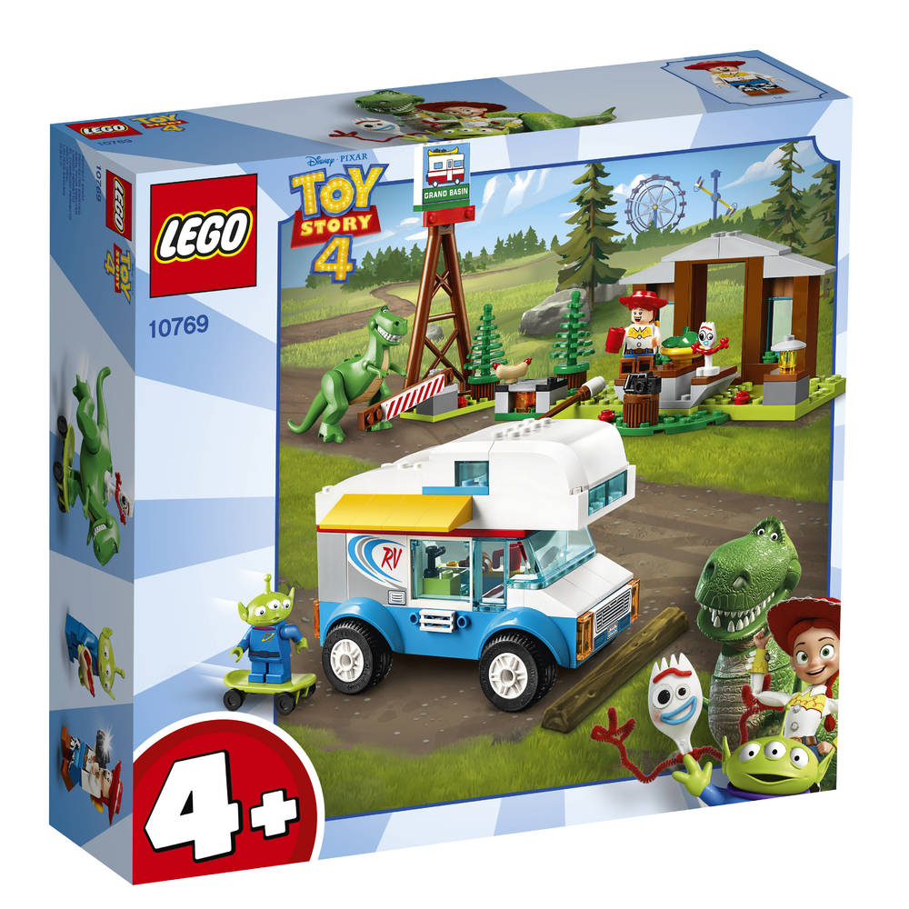 LEGO Toy Story 4 campervakantie 10769