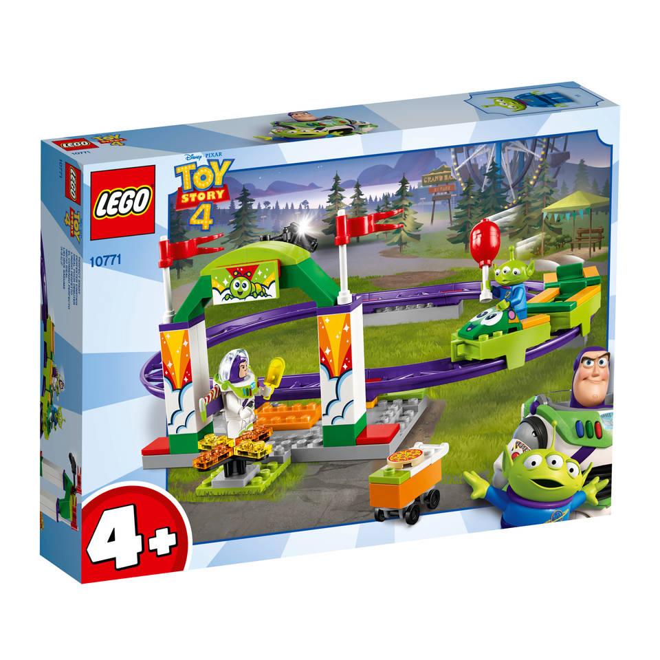 LEGO Toy Story 4 kermis achtbaan 10771