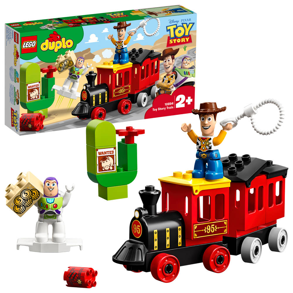 LEGO DUPLO Toy Story trein 10894