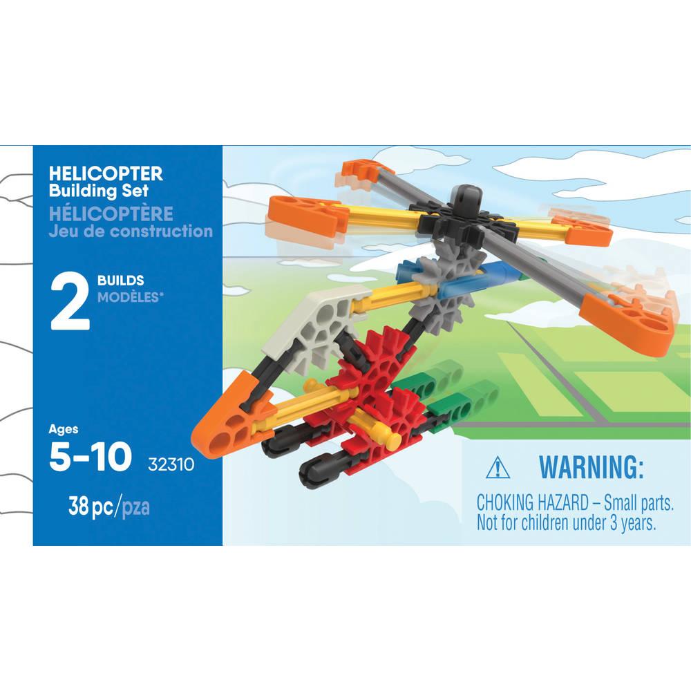 K'NEX Imagine helikopter bouwset - 38 stukjes