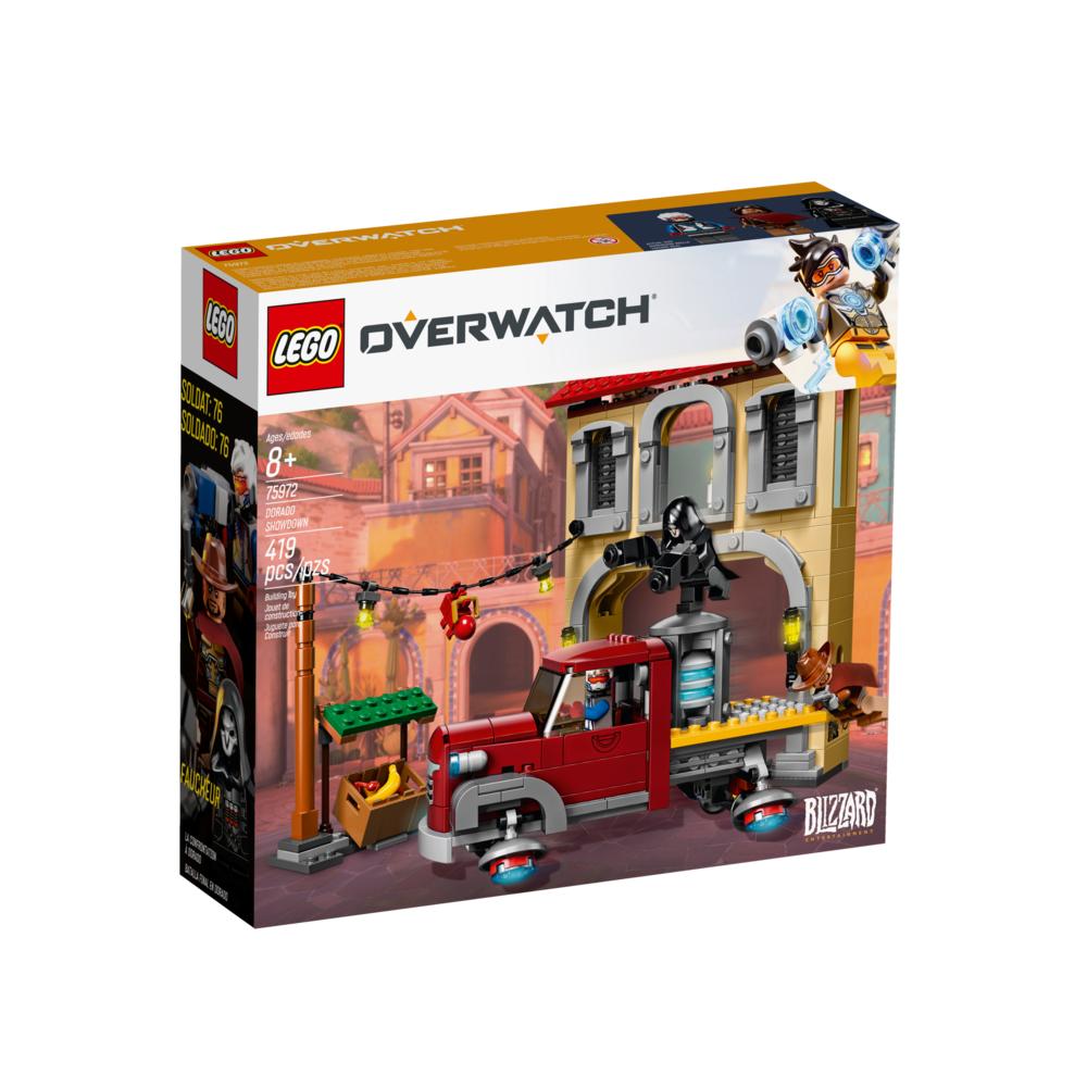 LEGO Overwatch Dorado showdown 75972