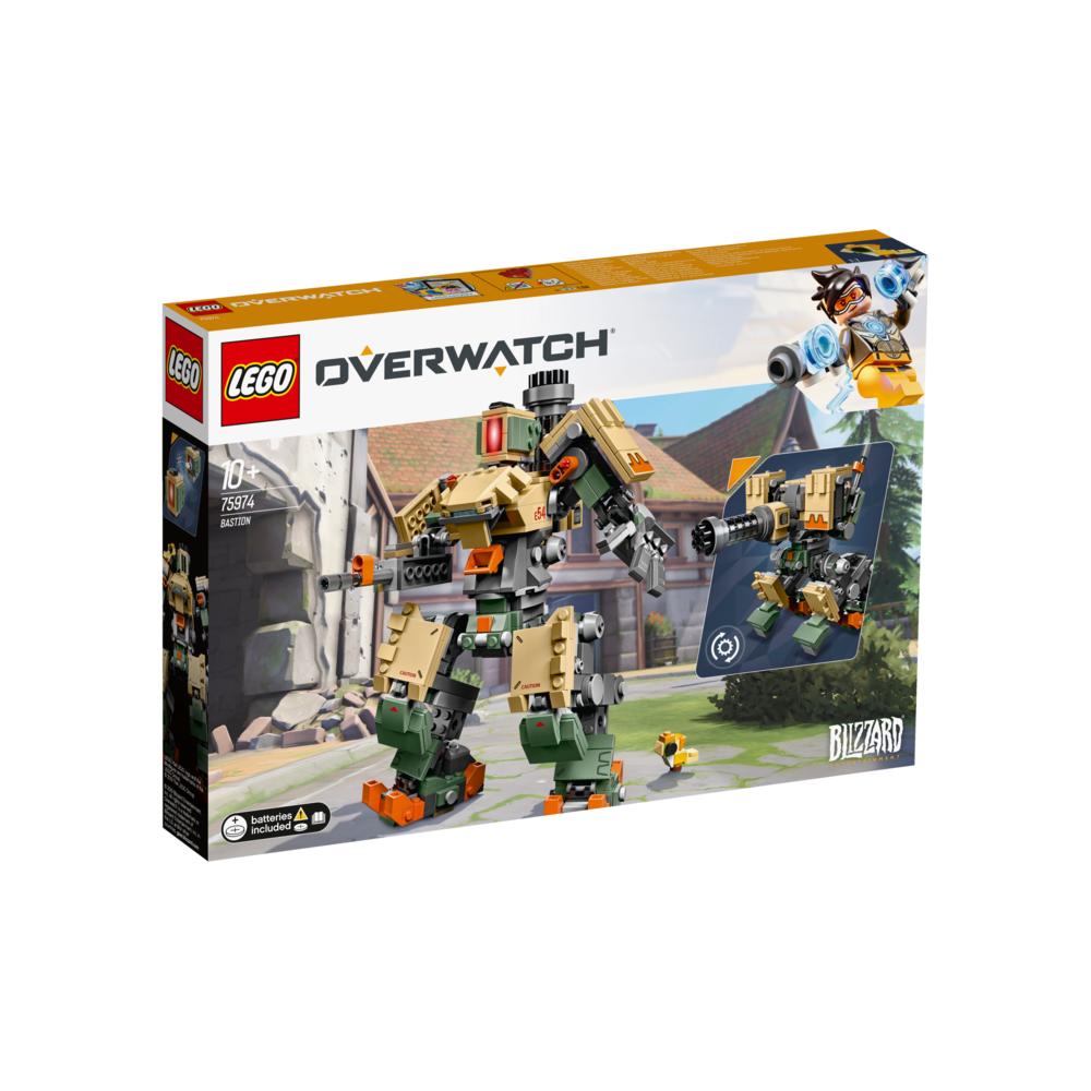 LEGO Overwatch Bastion 75974