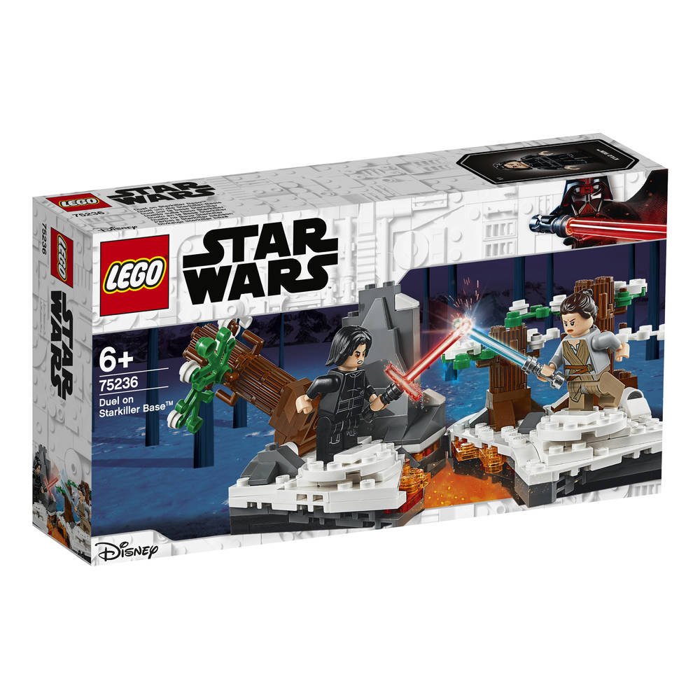 LEGO Star Wars: The Force Awakens duel op de Starkiller basis 75236