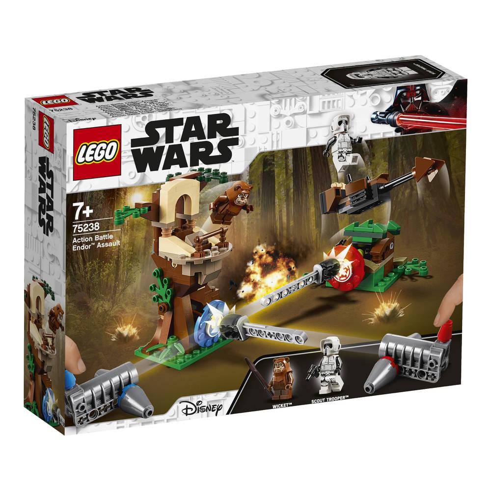 LEGO Star Wars Action Battle aanval op Endor 75238