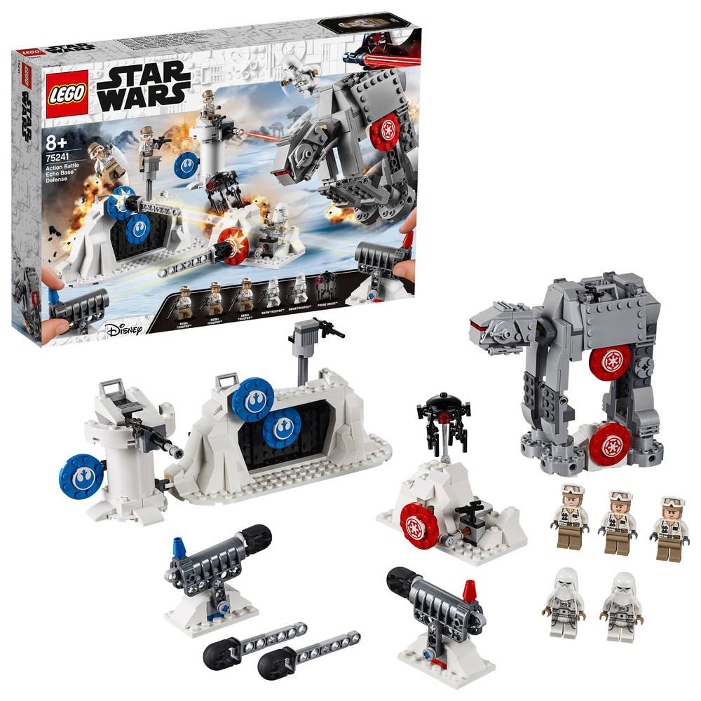 LEGO Star Wars Action Battle verdediging van Echo Base 75241