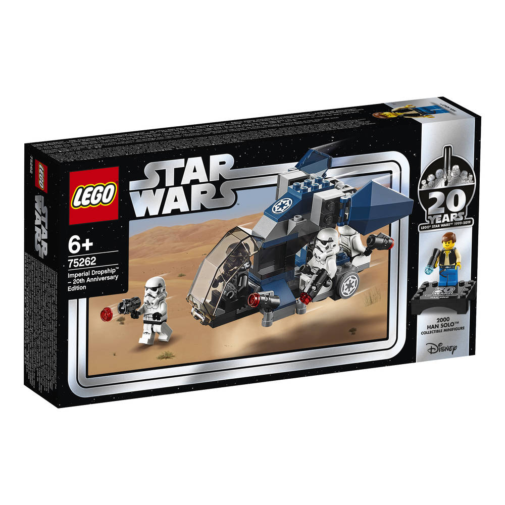 LEGO Star Wars Imperial Dropship 20-jarig jubilieum editie 75262
