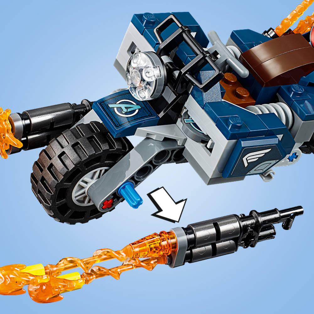LEGO Avengers: Endgame Captain America en de aanval van de ...