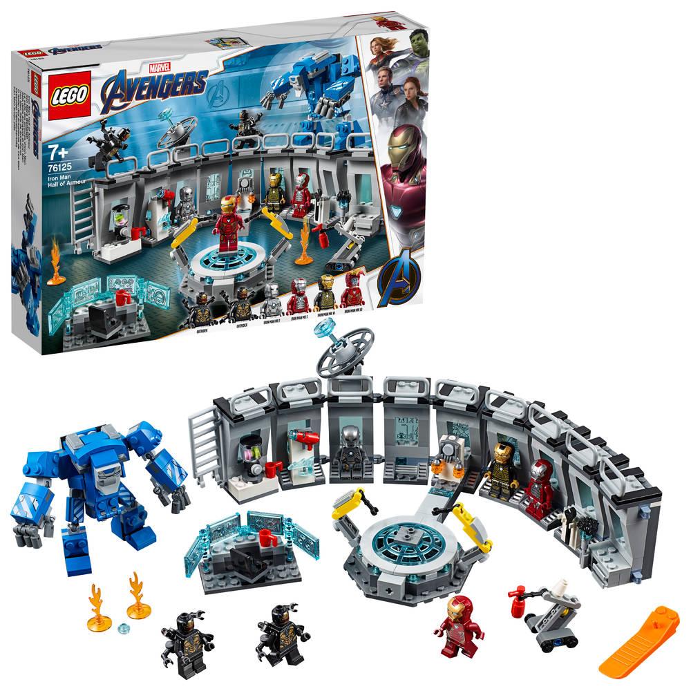 LEGO Avengers: Endgame Iron Man labervaring 76125