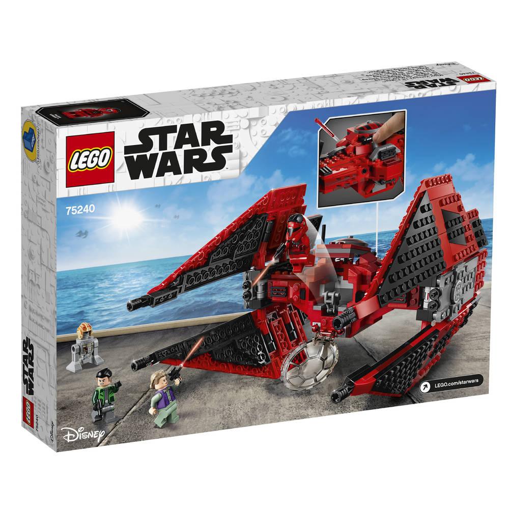 LEGO Star Wars Major Vonregs TIE Fighter 75240