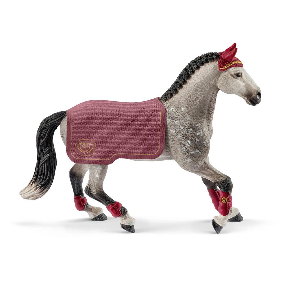 Schleich Trakehnen merrie paardenwedstrijd 42456