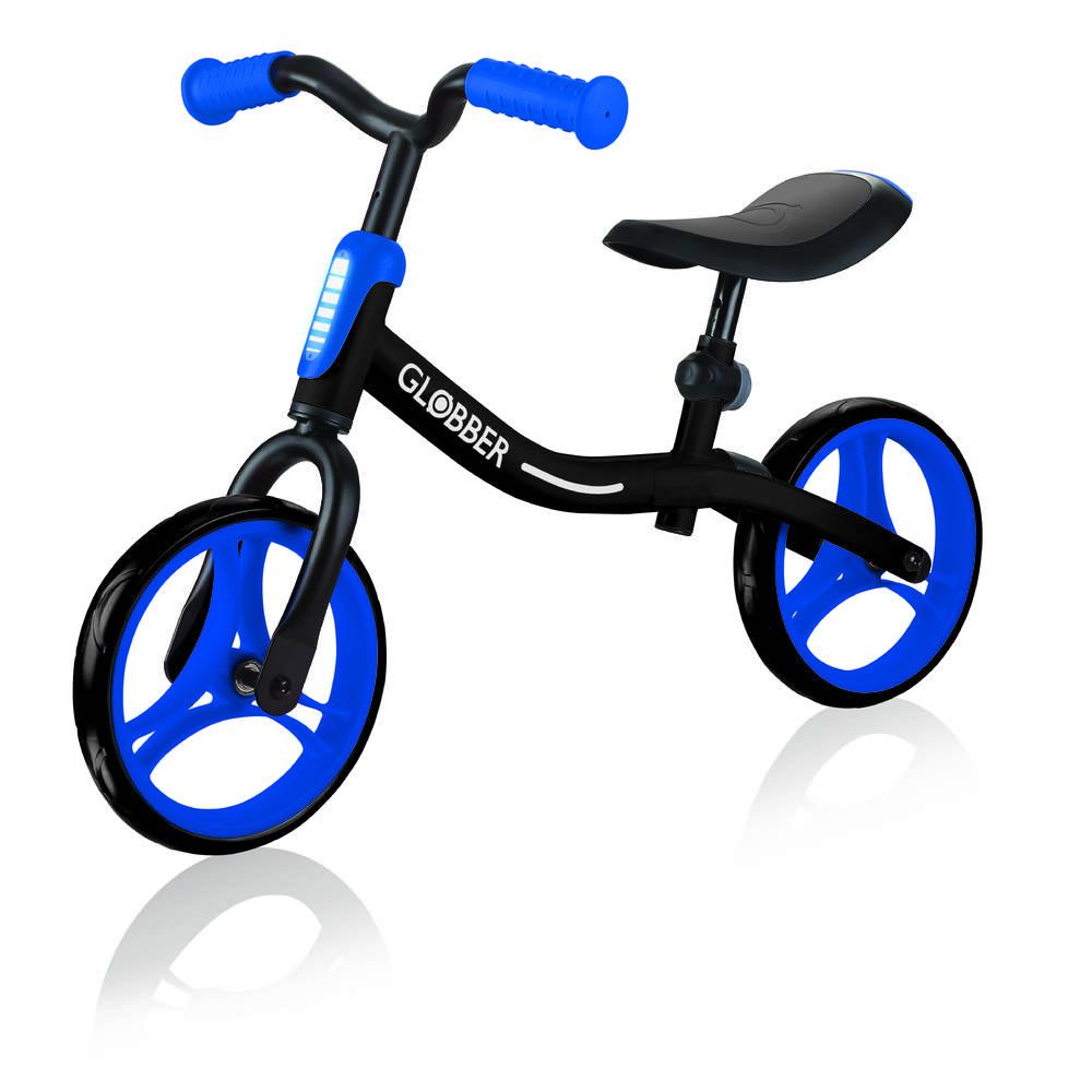 Globber Go Bike loopfiets - blauw
