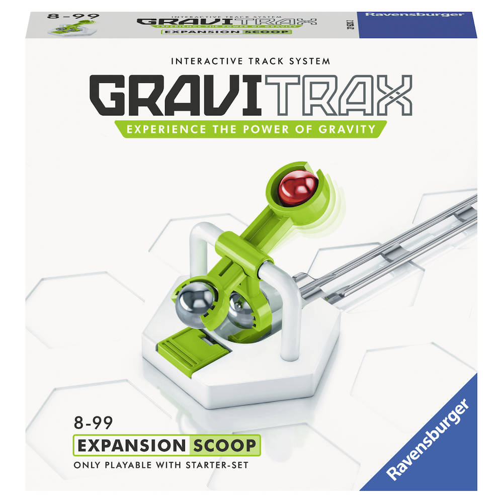 Ravenburger GraviTrax scoop