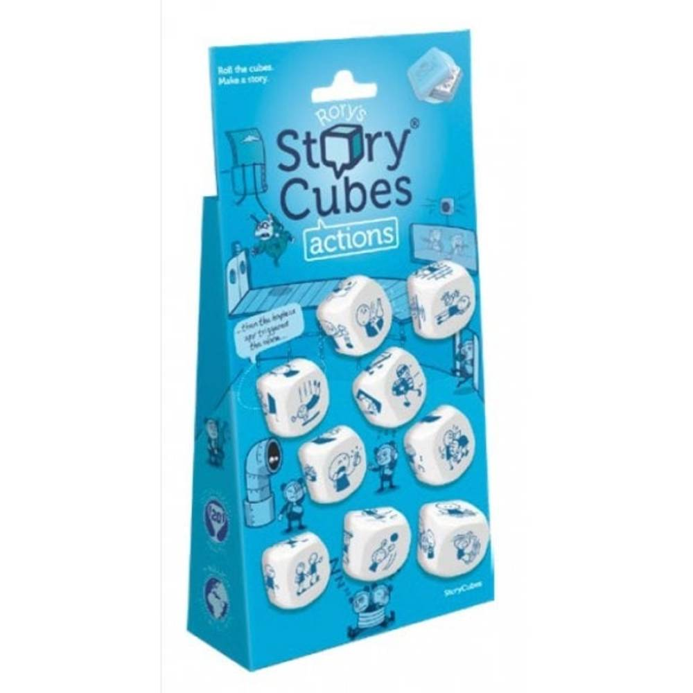 Rory's Story Cubes actions
