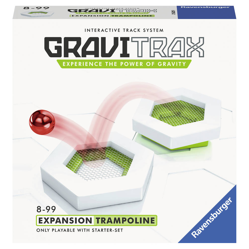 Ravenburger GravitTrax trampoline