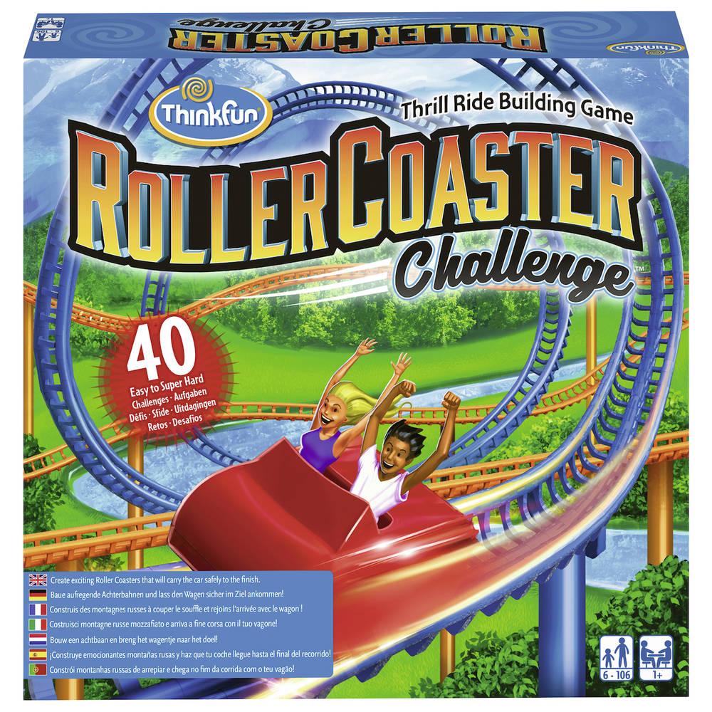 Ravensburger Thinkfun Roller Coaster Challenge