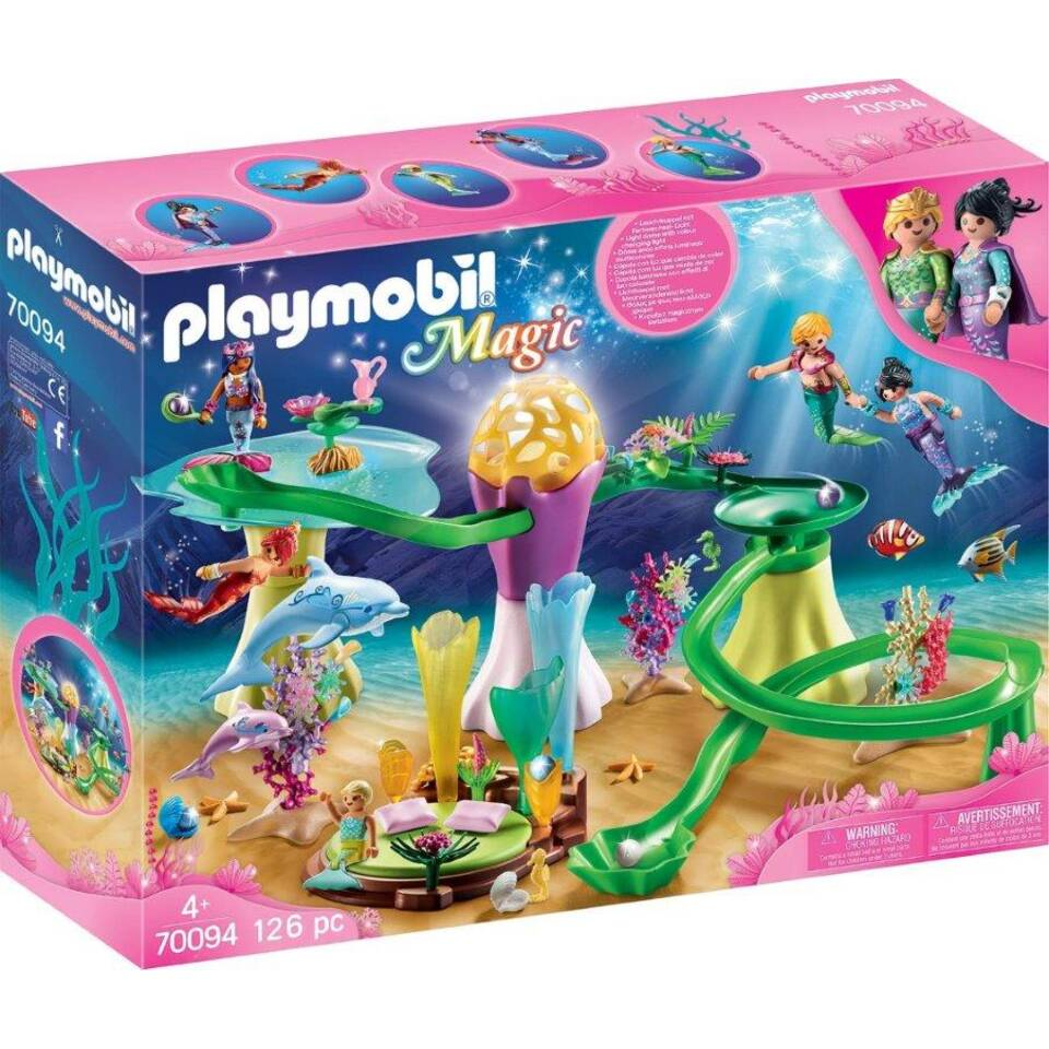 PLAYMOBIL Magic koraalpaviljoen 70094
