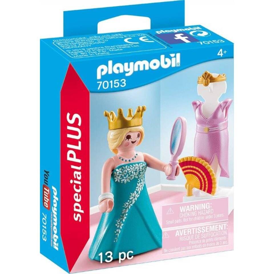 PLAYMOBIL SpecialPLUS prinses met paspop 70153