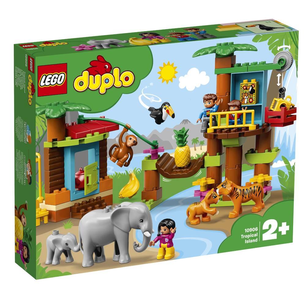 LEGO DUPLO Tropisch eiland 10906