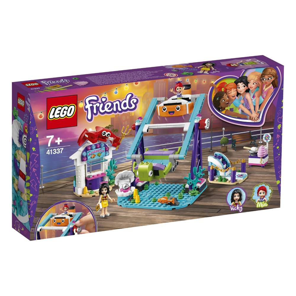 LEGO Friends onderwaterattractie 41337