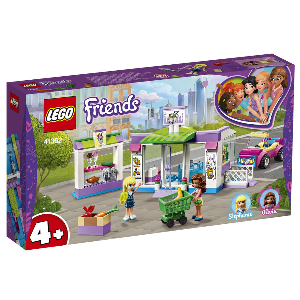 LEGO Friends Heartlake City supermarkt 41362