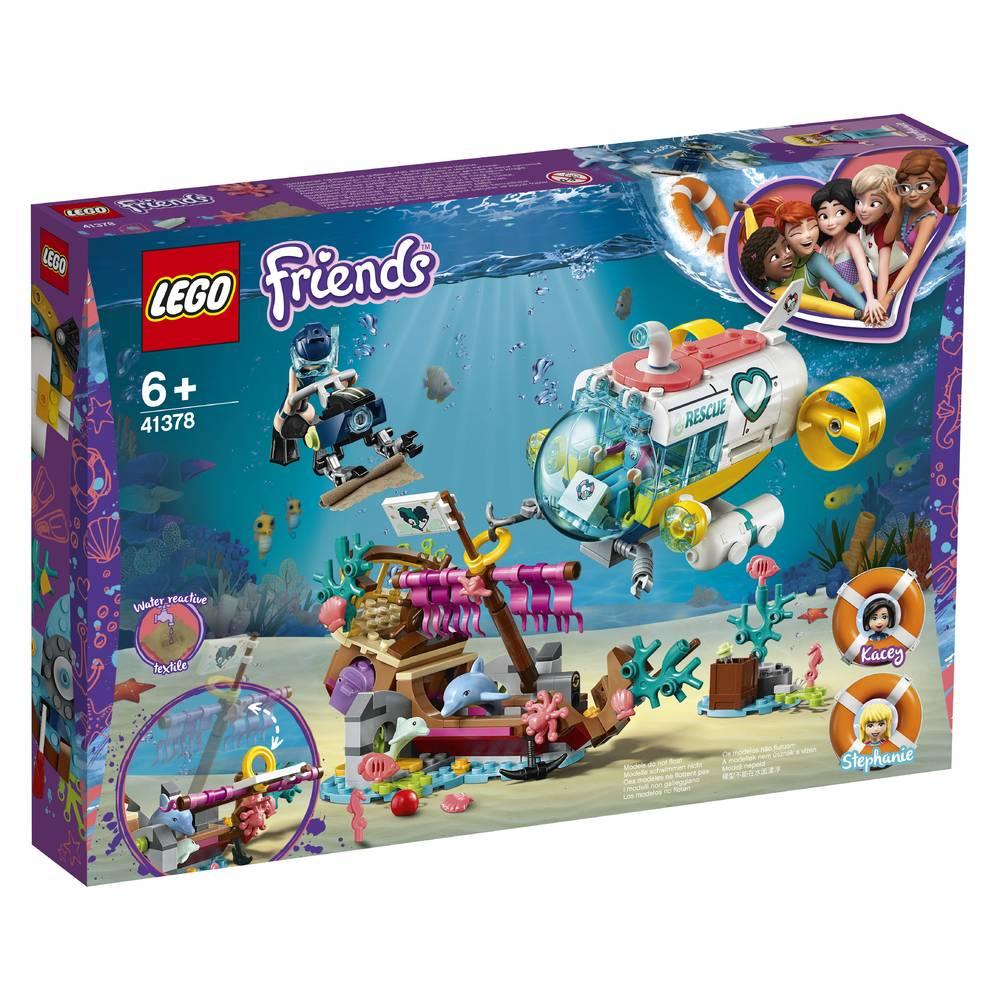 LEGO Friends dolfijnen reddingsactie 41378