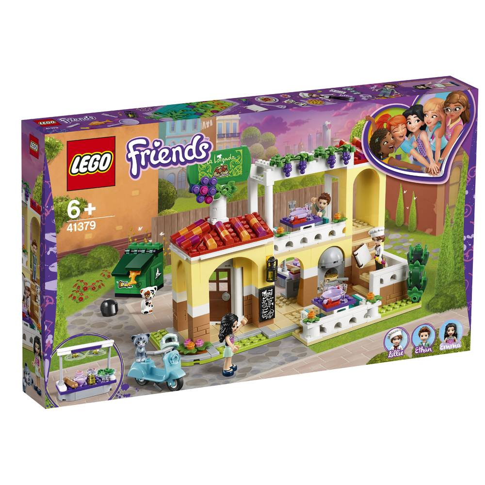 LEGO Friends Heartlake City restaurant 41379