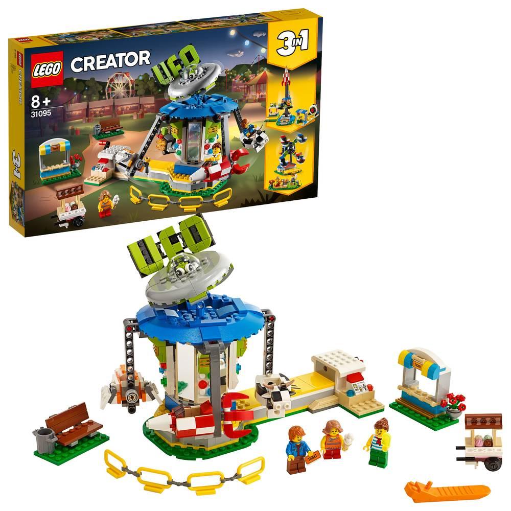 LEGO Creator draaimolen 31095