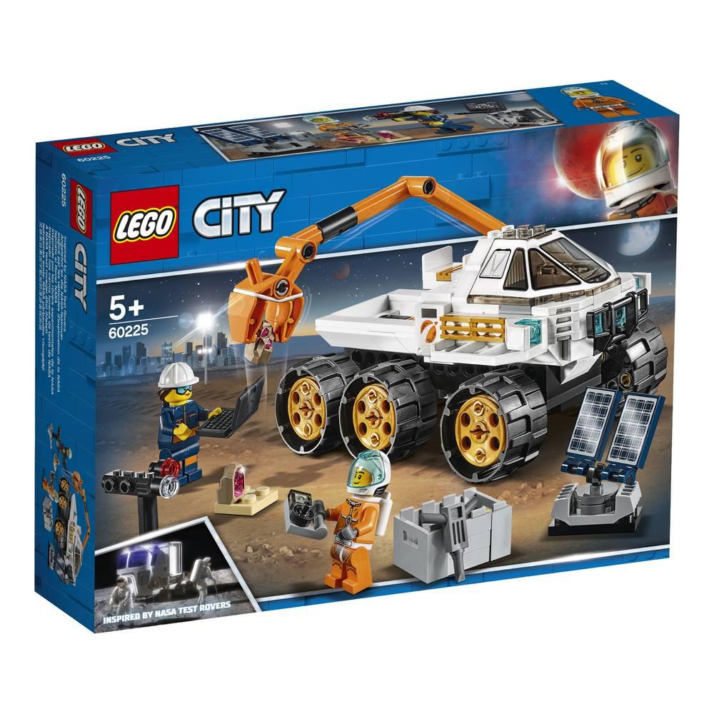 LEGO City testrit Rover 60225