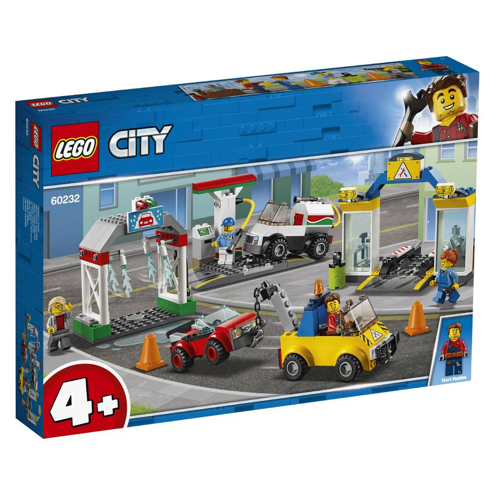 LEGO City garage 60232