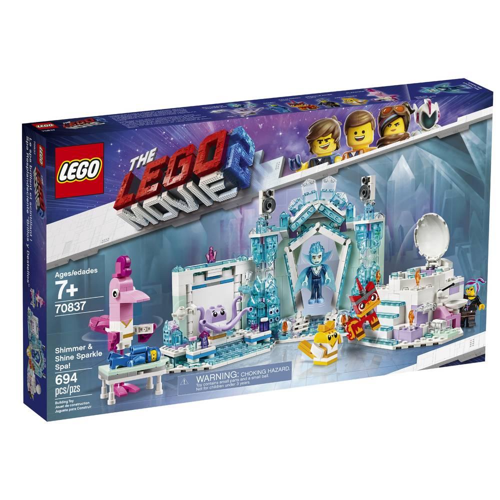 LEGO The LEGO Movie 2 glitterende schitterende spa 70837