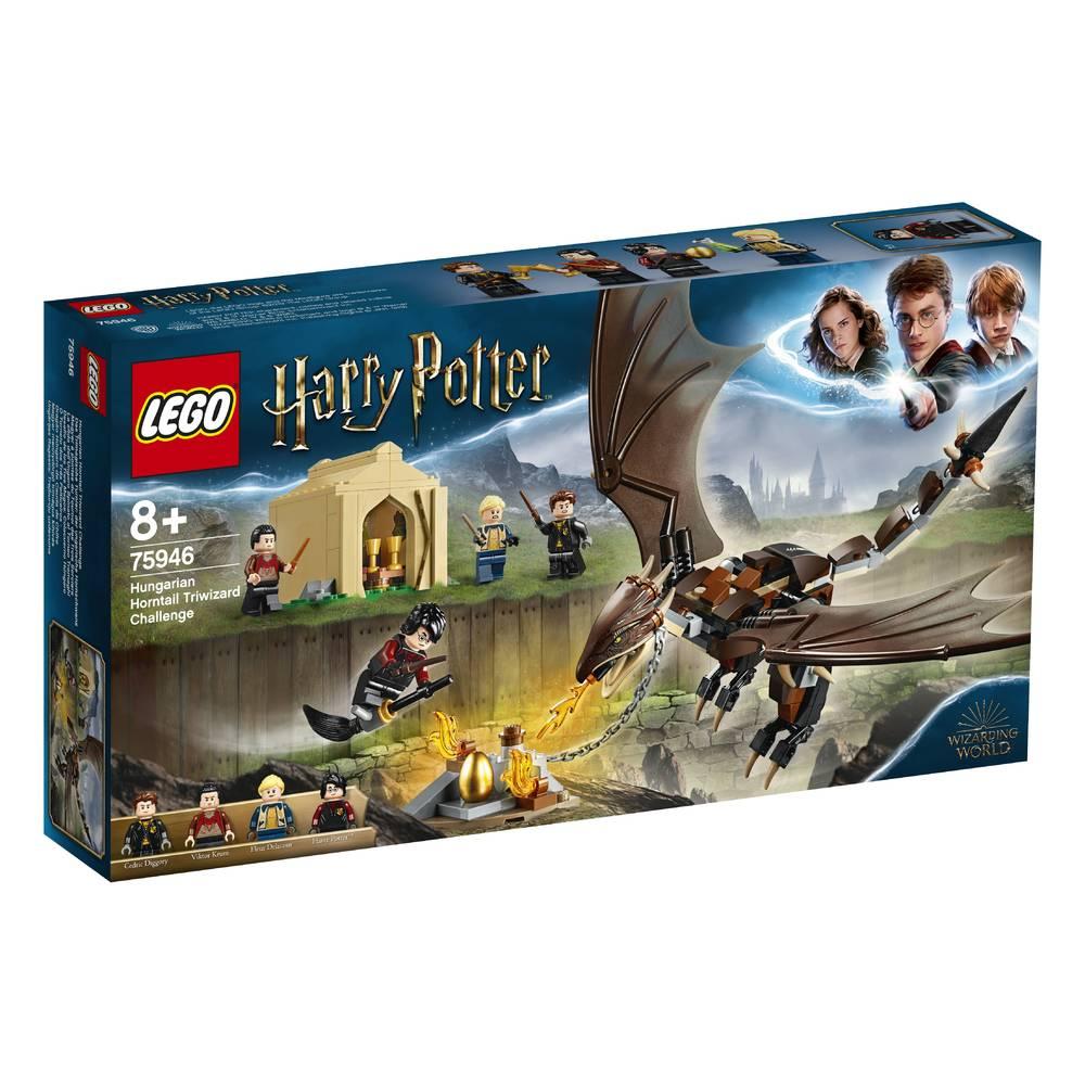 LEGO Harry Potter Hongaarse Hoornstaart Toverschool Toernooi 75946