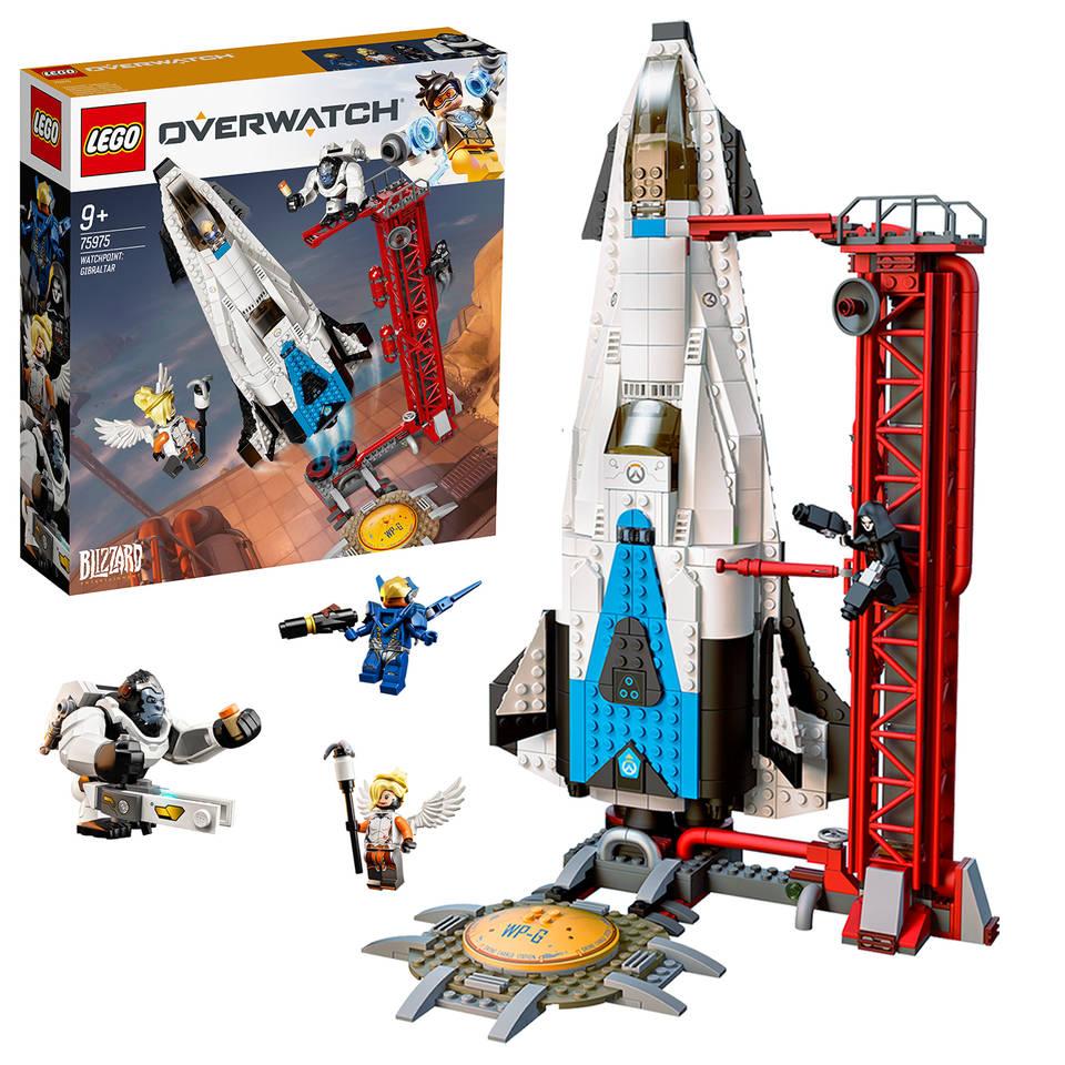 LEGO Overwatch Gibraltar 75975
