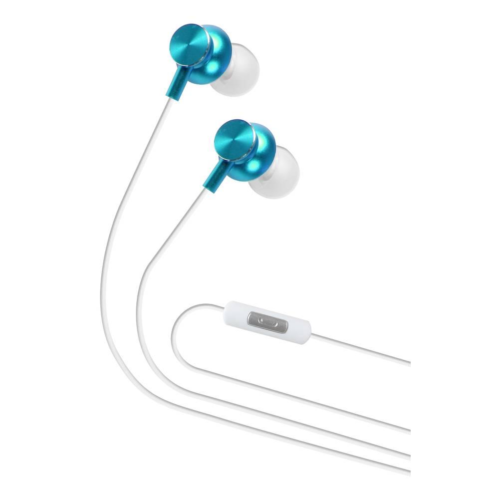 Wonky Monkey oordopjes - blauw