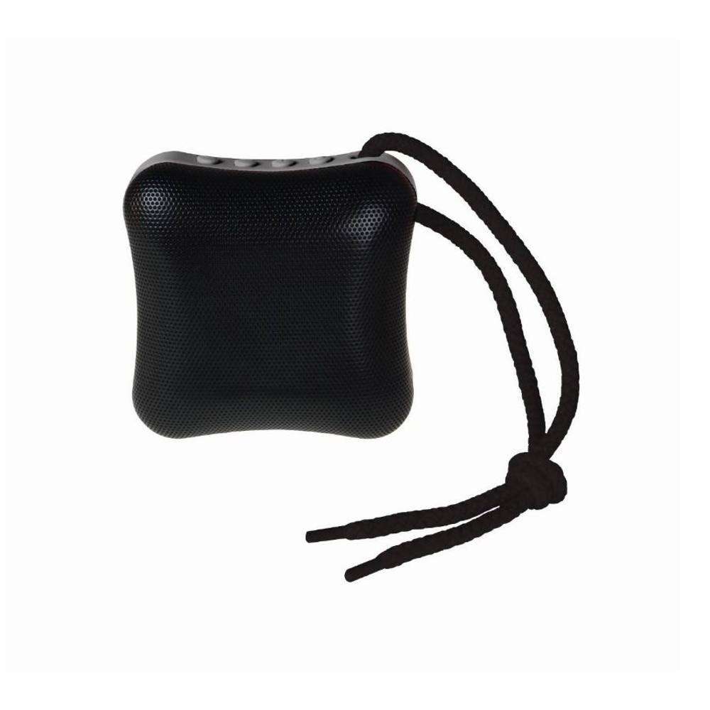 Wonky Monkey draadloze speaker - zwart/grijs
